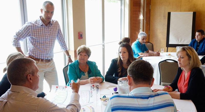 Storyteller Workshop - Storytelling Training to a group