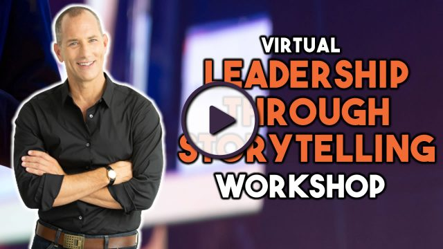 virtual leadership through storytelling workshop video